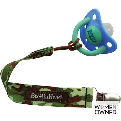 BooginHead Booginhead Pacifier Holder- Boy Camo