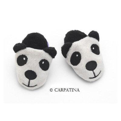 Carpatina American Girl Dolls Panda Slippers