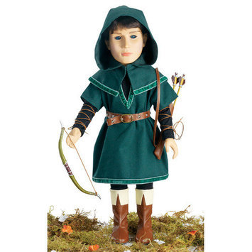 Carpatina Robin Hood Outfit for 18