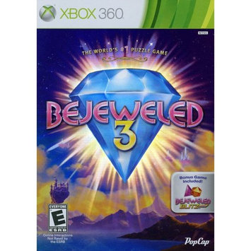 Popcap Games 1107-2519 Xb360 Bejeweled 3 W/bejeweled Blitz Live
