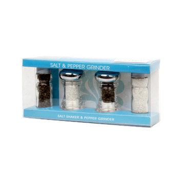 Longden Enterprises GPT1126 Salt shaker pepper grinder set case of 3