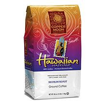 Copper :moon Copper Moon Hawaiian Hazelnut Fround Coffee, 2.5lb -2.5lb