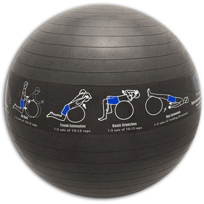 TRAINERball Core Fitness Ball