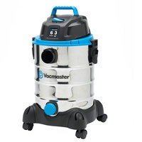 Vacmaster 6 Gallon Stainless Steel Wet & Dry Vacuum
