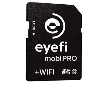Eye-fi Mobi Pro 32GB WiFi SDHC CARD + 1 year Eyefi Cloud