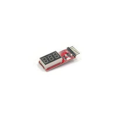 Integy C23022 Digital LiPo Voltage Checker INTC23022