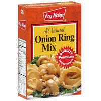 Fry Krisp Onion Ring Mix