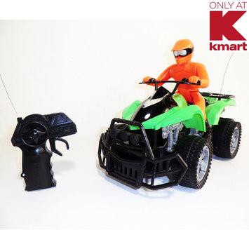 Just Kidz Radio Control ATV Green - recaro north