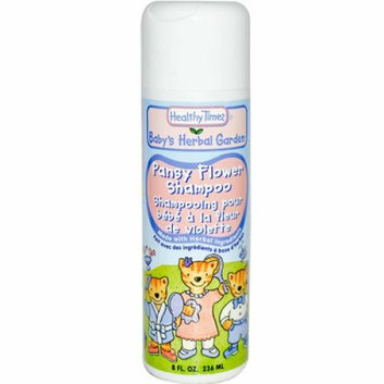 Healthy Times Baby Shampoo Pansyflower