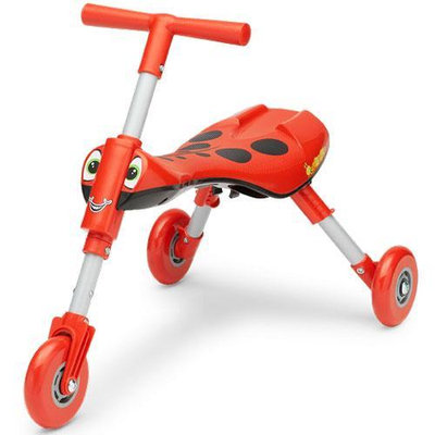 Schylling Ladybug Scramble Bug Ride-On