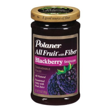 Polaner All-Fruit Blackberry Seedless Jelly 10-oz.