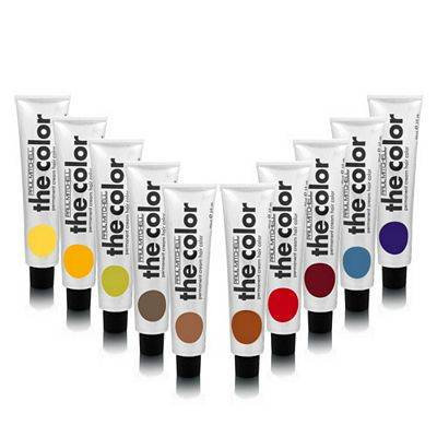 Paul Mitchell The Color Permanent Cream Hair Color - For Professional Use, 2N - Darkest Natural Brown