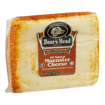 Boar's Head All Natural Muenster Cheese