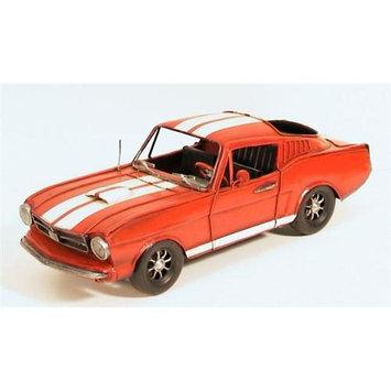 Atlantic Importers Jlc1856-R 1965 Mustang Fastback Replica