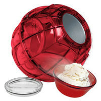 Industrial Revolution The Ice Cream Ball Mega Size Play and Freeze Ice Cream Maker - Red