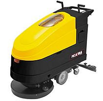 Powr-Flite Self-Propelled Automatic Scrubber - 20 in.