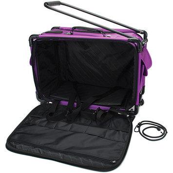 Tutto Machine On Wheels Travel Case, Purple