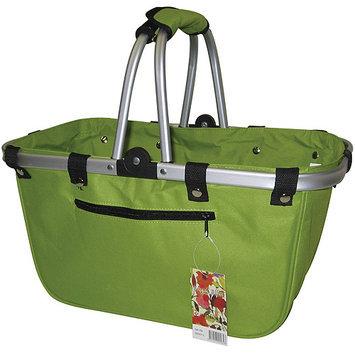 JanetBasket Large Aluminum Frame Bag - Lime