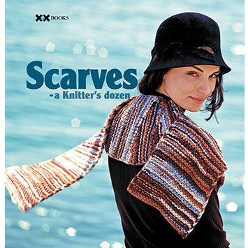 XRX Publishing 299357 XRX Books-Scarves - A Knitters Dozen