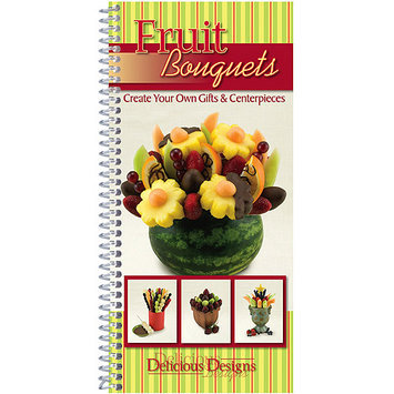Cq Products CQ3621 Delicious Designs Cookbook