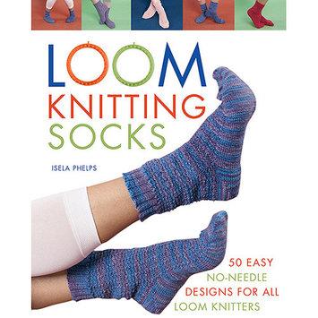 Macmillan Publishing Company St. Martin's Books-Loom Knitting Socks