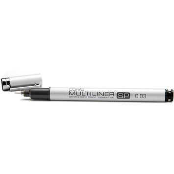 Copic MLSP025 Multiliner SP - Refillable - Black Pen .25mm