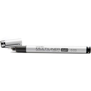 Copic MLSP003 Multiliner SP - Refillable - Black Pen .03mm