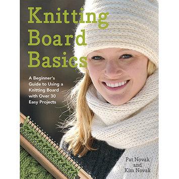 Macmillan Publishing Company Knitting Board Basics