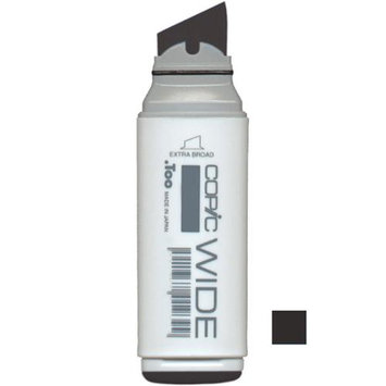 Copic Wide Marker 100 Black COPIC