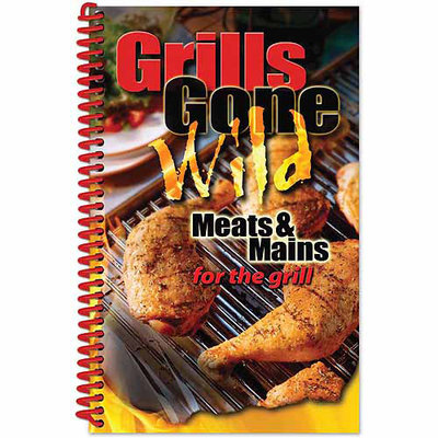 Cq Products CQ7042 Grills Gone Wild Cookbook