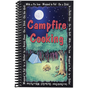 Cq Products CQ7005 Campfire Cooking Cookbook
