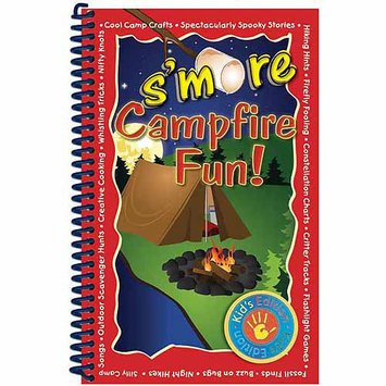 Cq Products CQ2903 Sapos;More Campfire Fun Cookbook
