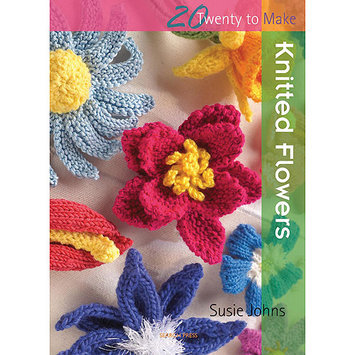 Search Press 446335 Search Press Books-Knitted Flowers