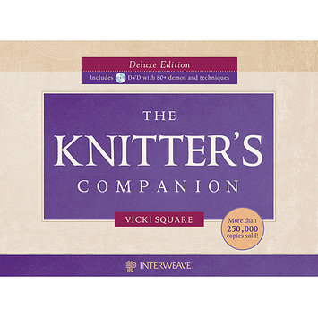 Interweave Press Knitter's Companion Deluxe Edition