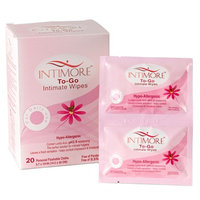 Intimore To-Go Intimate Wipes