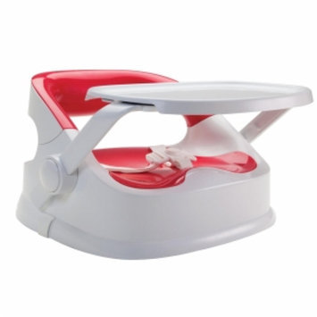 Prince Lionheart The BOOST Plus Tray Booster Seat Color: Flashbulb Fuchsia