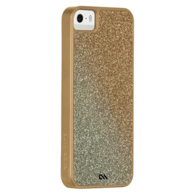 CASE-MATE CaseMate Glimmer Ombre Cell Phone Case for iPhone 5/5S -