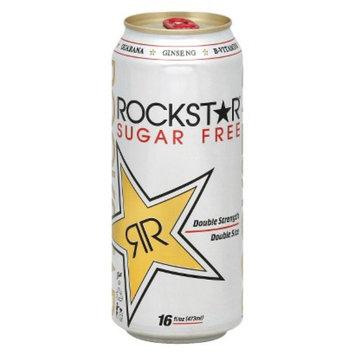 Sobe Rockstar Sugar Free Double Strength Energy Drink 16 oz