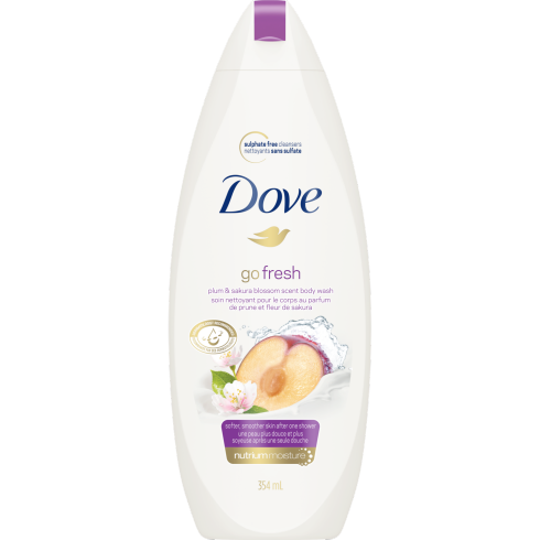 Dove go Fresh Rebalance Body Wash