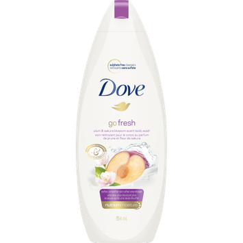 Dove Go Fresh Rebalance Body Wash