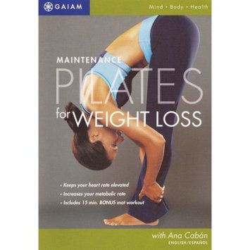 Koch Entertainment Maintenance Pilates For Weight Loss [dvd] (gaiam Americas)