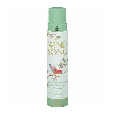 Prince Matchabelli Prince Matchableli Wind Song Gentle Deodorant Body Spray