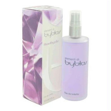 Byblos Amethyste by Byblos Eau De Toilette Spray 4 oz