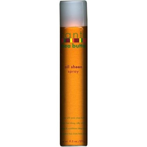 Cantu Shea Butter Sheen Spray-9.5 oz.