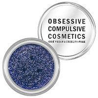 Obsessive Compulsive Cosmetics Cosmetic Glitters Navy 0.08 oz