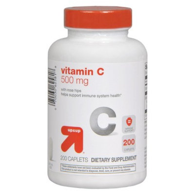 up & up up&up Vitamin C 500 mg Caplets - 200 Count