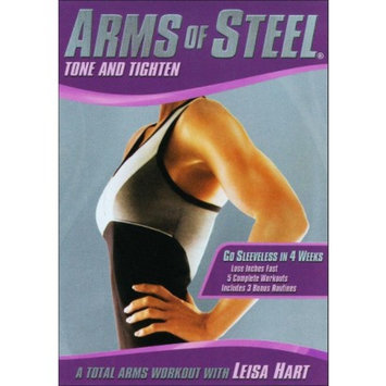 Warner Brothers Arms Of Steel: Tone And Tighten Dvd from Warner Bros.