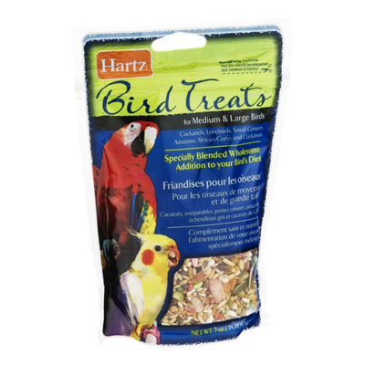 Hartz Bird Treats for Medium & Large Birds