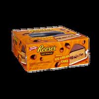 Friendly's Milk Chocolate Reese's Peanut Butter Cups Premium Ice Cream Cake