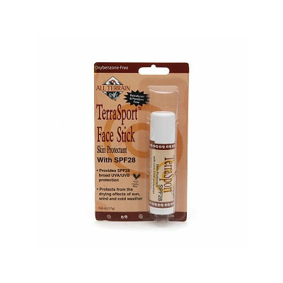 All Terrain TerraSportFace Stick Skin Protecant SPF 28